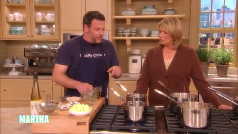 Chef-Taibe on-Martha Stewart--March-15-2012